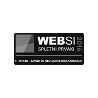 WEBSi - spletni prvak 2016